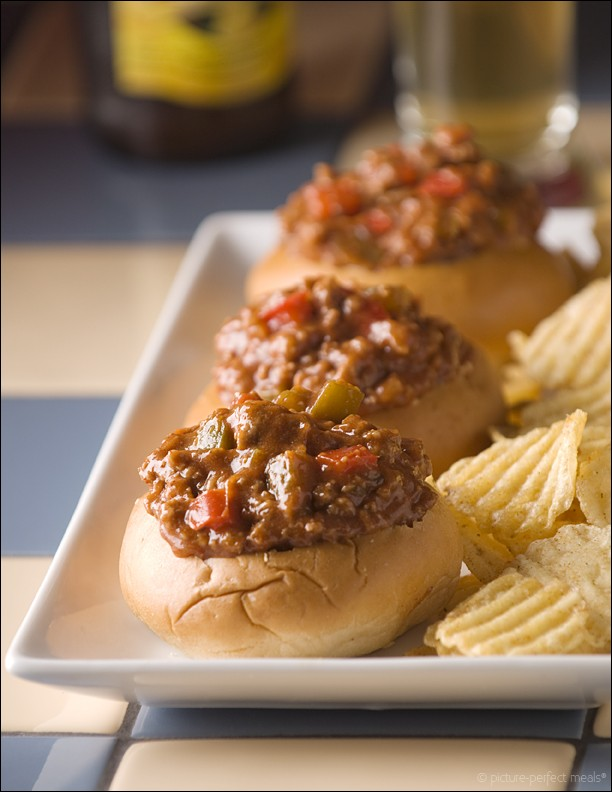 Sloppy Joes en entrée Sloppy11