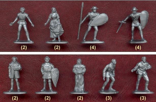 Figurines 1/72 très rares  Ortf10