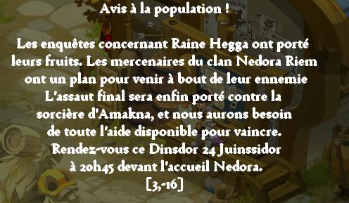 [Terminé - Compte Rendu] Le Retour de Raine Hegga - L'Affrontement Final ! Raine_10