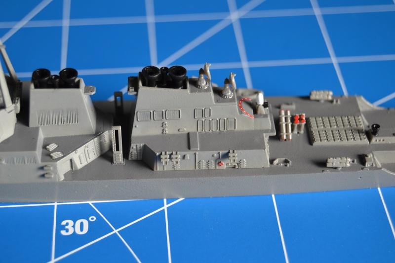 DDG-54 Curtis Wilbur REVELL 1/700 (montage) Dsc_0015