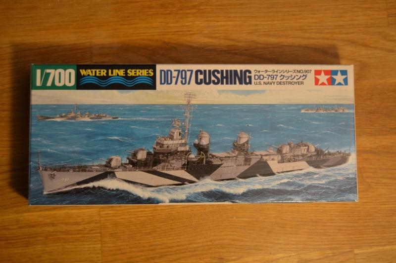 Destroyer DD-797 USS Cushing TAMIYA 1/700em Dsc_0018