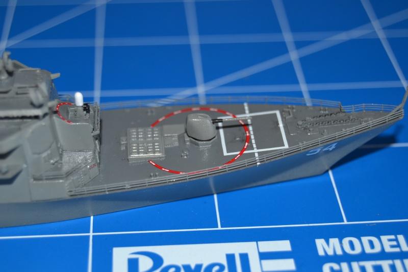DDG-54 Curtis Wilbur REVELL 1/700 (montage) Dsc_0111