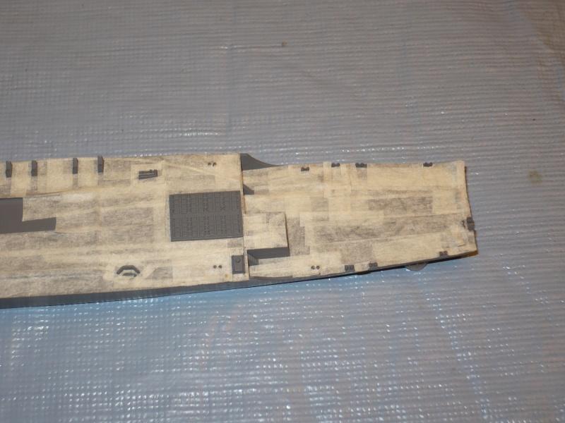 DDG-54 Curtis Wilbur REVELL 1/700 (montage) P1030420
