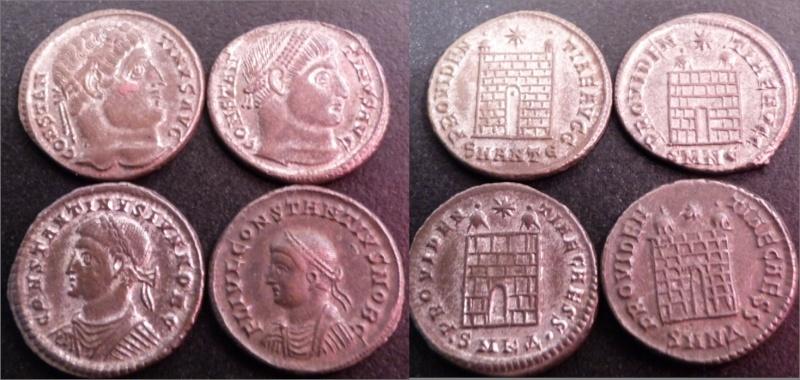 Monnaies à vendre Campga10