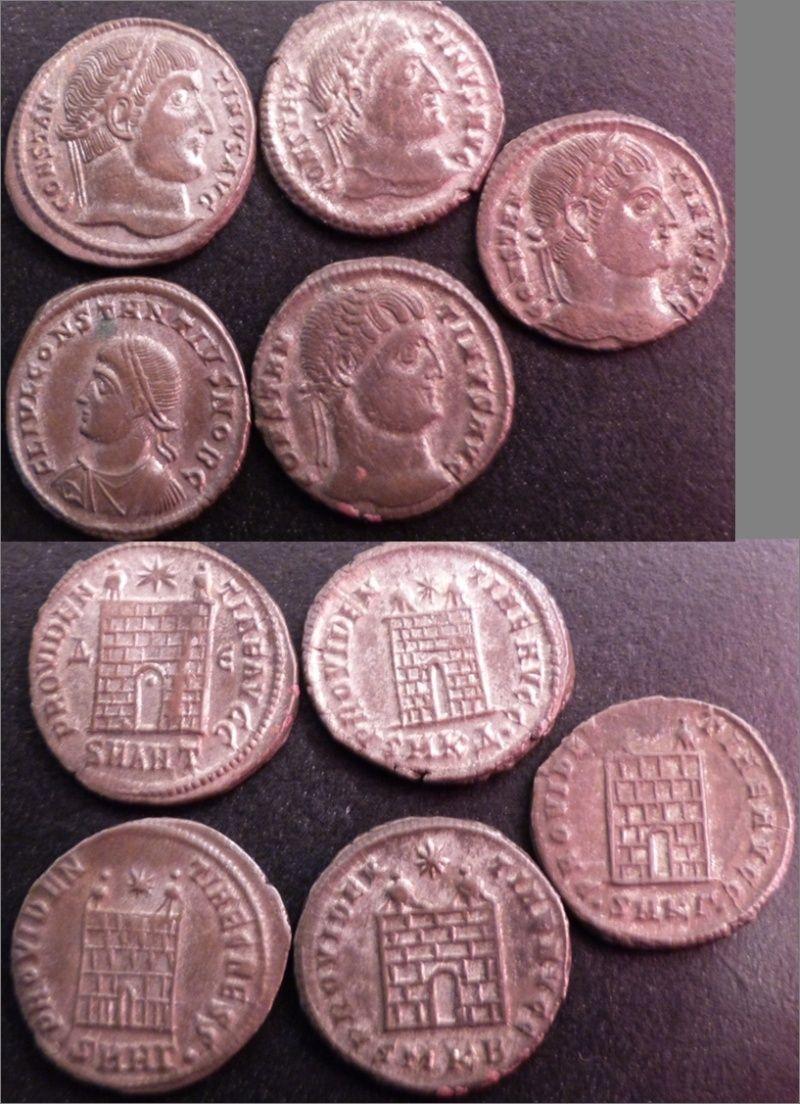 Monnaies à vendre Campga12