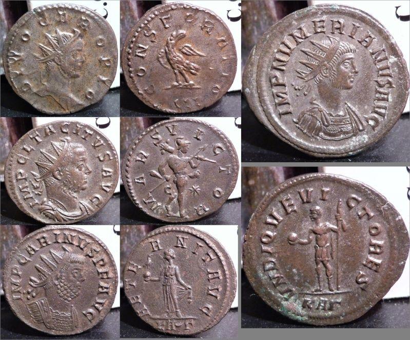 carus - Tacite, Florien, Carus, Numérien, Carin Carin_10