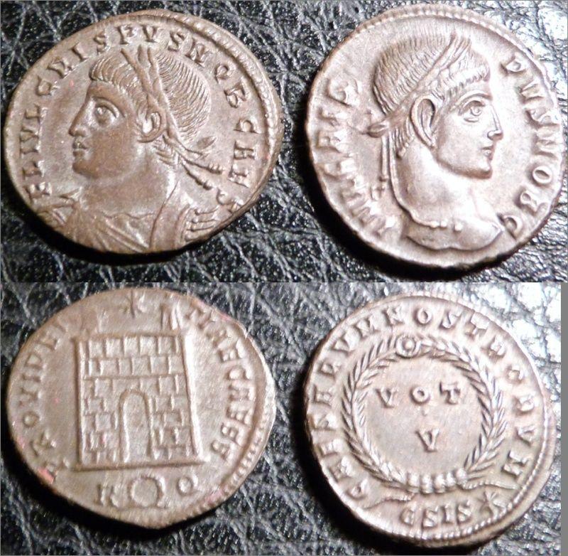 Monnaies à vendre Criusp10