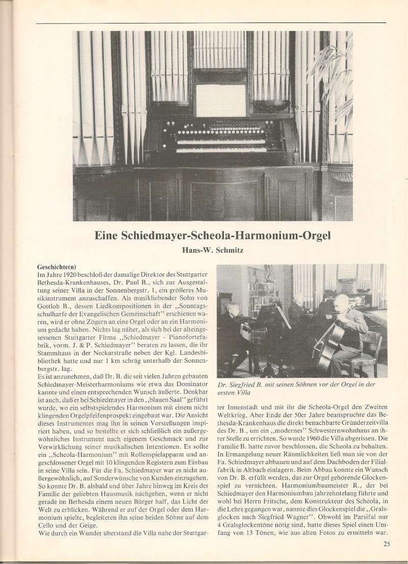 Schiedmayer Scheola organ 00001713