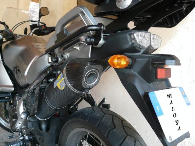 Vente Leo Vince carbone XTZ 1200 P1020710