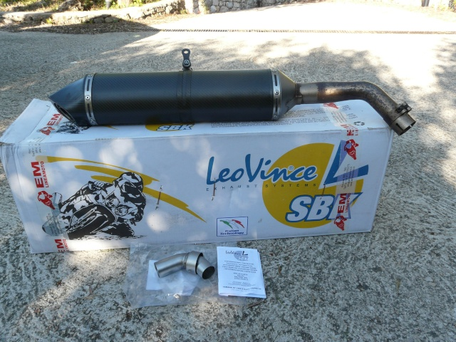 Vente Leo Vince carbone XTZ 1200 P1030610