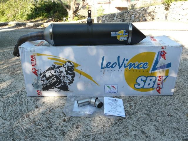 Vente Leo Vince carbone XTZ 1200 P1030611
