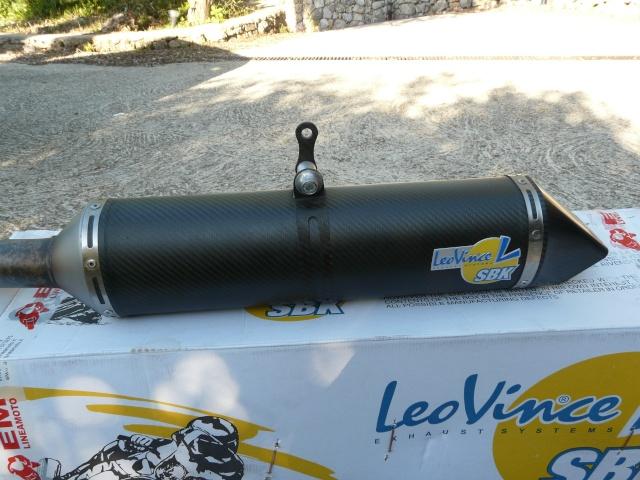 Vente Leo Vince carbone XTZ 1200 P1030612