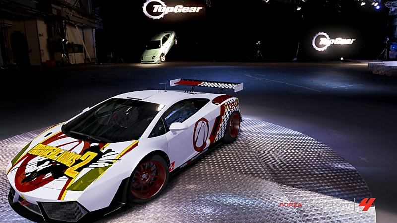 Lamborghini #08 West Yokohama Gallardo LP560-4 Forza-11