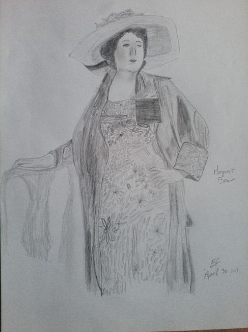 Mes dessins en rapport avec le Titanic. P30-0410