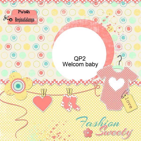 freebies Welcom baby Faleng10