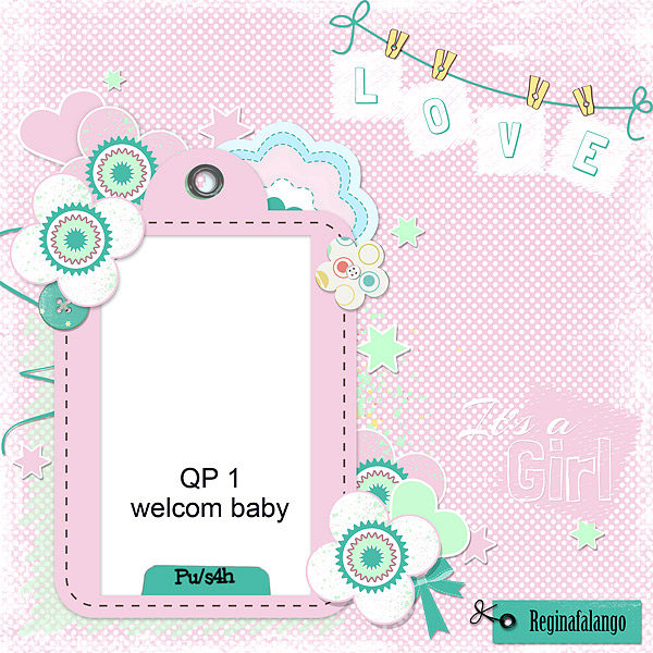 freebies Welcom baby Qp1_fa10