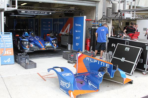 [EVENEMENT] Les 24H du Mans - 90 ans - Page 3 Alpine11