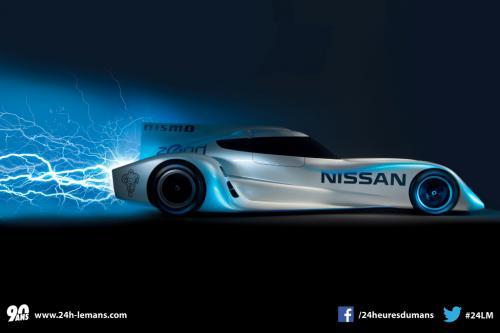 [EVENEMENT] Les 24H du Mans - 90 ans Nissan10
