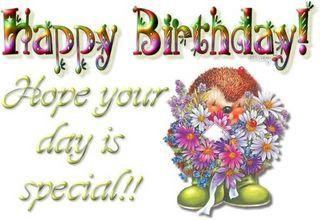 Happy birthday Carole !!!! Happy-11