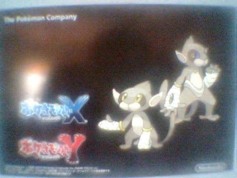 Pokemon X and Pokemon Y!!! - Page 6 48185410