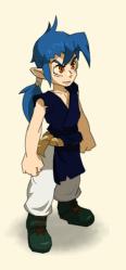 Des personnages de séries en skin de Dofus ! Ça donne quoi ? ;D Feca_m10