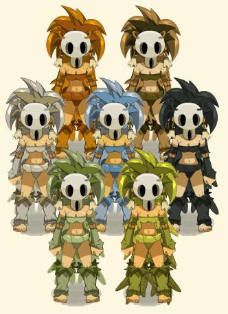 Des personnages de séries en skin de Dofus ! Ça donne quoi ? ;D Sauvag13
