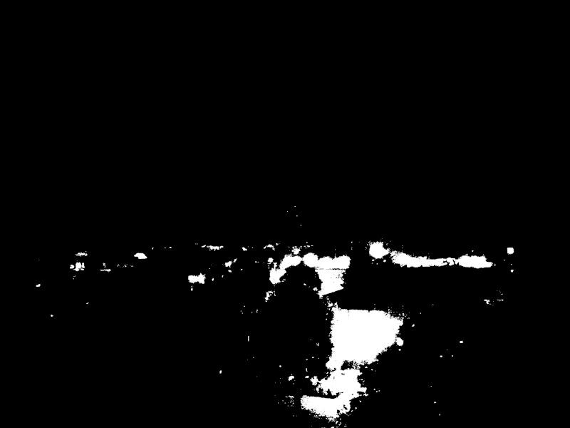 2013: le 08/06 à 21h43 - Lumière étrange dans le ciel  - canton de fribourg -  Dscn1611