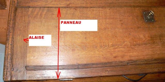 Restauration d'une table de ferme  P1020130