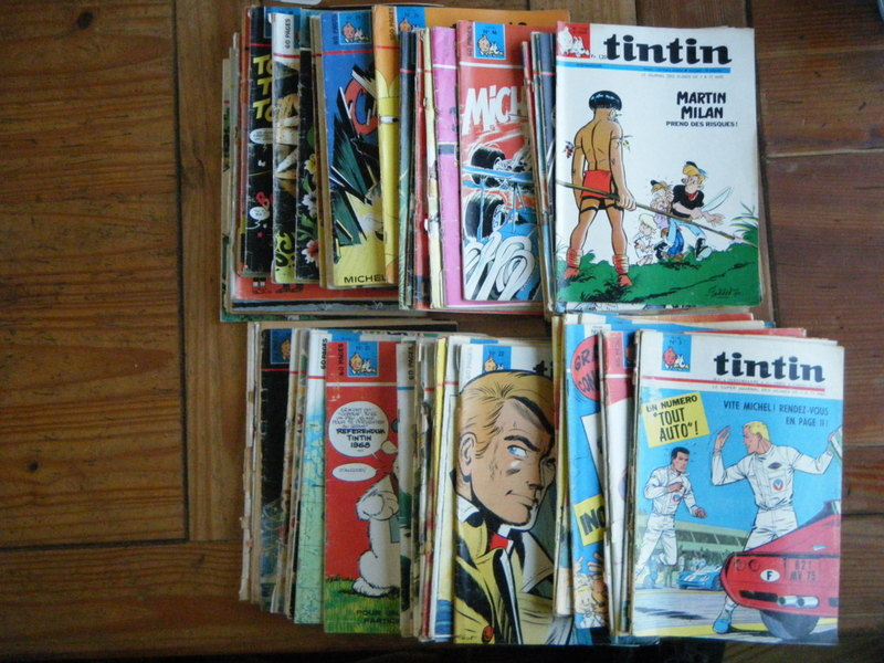 acquisition et collection RG et tintin de Jean Claude - Page 8 Dscf4811