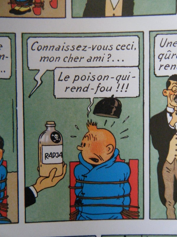 acquisition et collection RG et tintin de Jean Claude - Page 8 Dscf4823