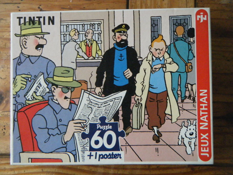 acquisition et collection RG et tintin de Jean Claude - Page 8 Dscf4834