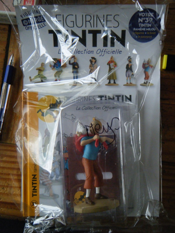 acquisition et collection RG et tintin de Jean Claude - Page 8 Dscf4838