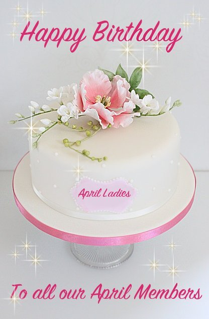 Happy Birthday to all of our APRIL members!! April_11