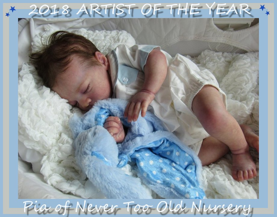 ~~~~~~~ 2018 ARTIST OF THE YEAR CONTEST WINNER IS......   Pia_wi10