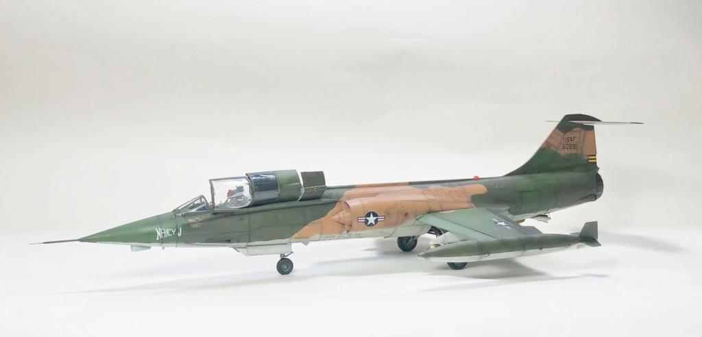 [GB VIETNAM] F104C USAF HASEGAWA 1/48 Img_3411
