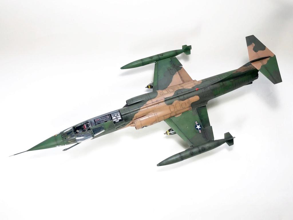 [GB VIETNAM] F104C USAF HASEGAWA 1/48 Img_3412