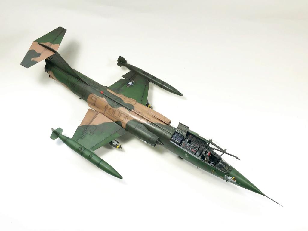 [GB VIETNAM] F104C USAF HASEGAWA 1/48 Img_3413