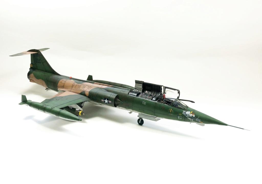 [GB VIETNAM] F104C USAF HASEGAWA 1/48 Img_3510
