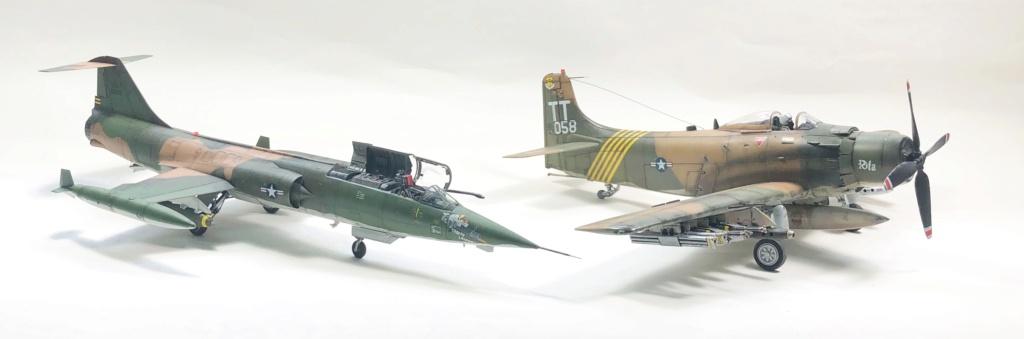 [GB VIETNAM] F104C USAF HASEGAWA 1/48 Img_3524