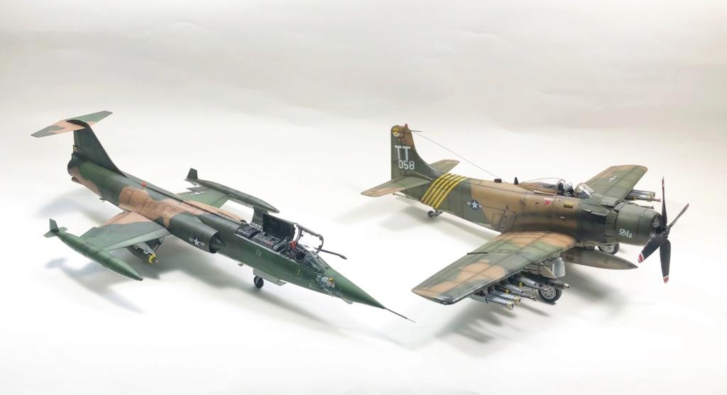 [GB VIETNAM] F104C USAF HASEGAWA 1/48 Img_3526