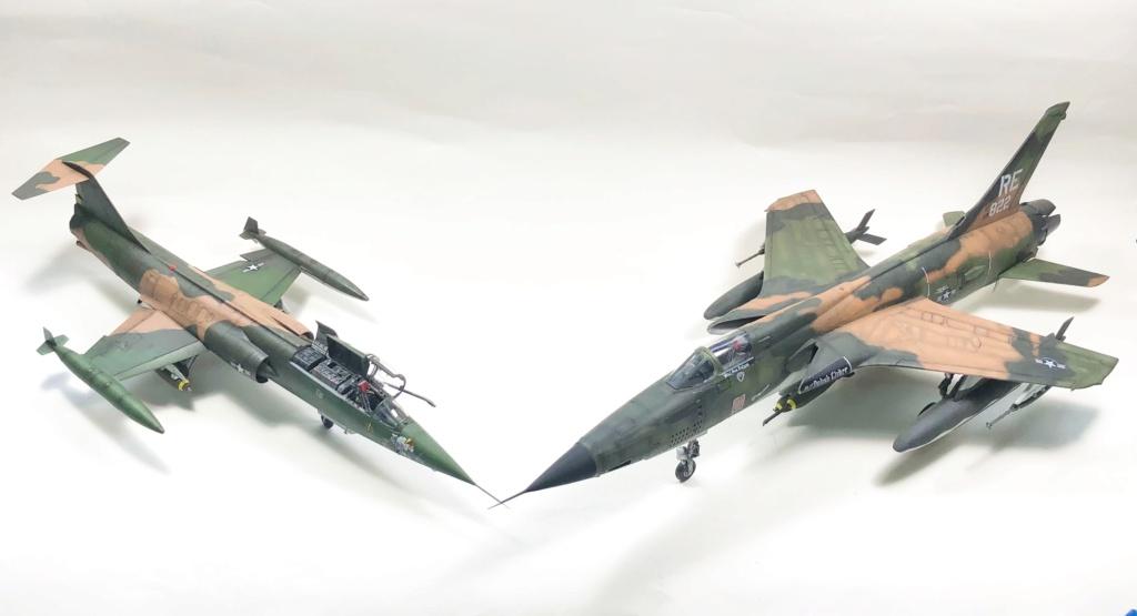 [GB VIETNAM] F104C USAF HASEGAWA 1/48 Img_3528