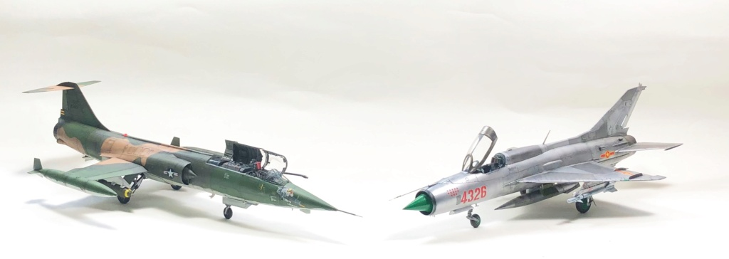 [GB VIETNAM] F104C USAF HASEGAWA 1/48 Img_3530