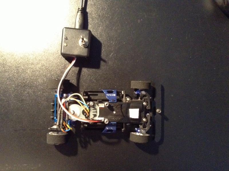 Câble ICS Perso pour MR02ASF MR03 Mr03VE Image15