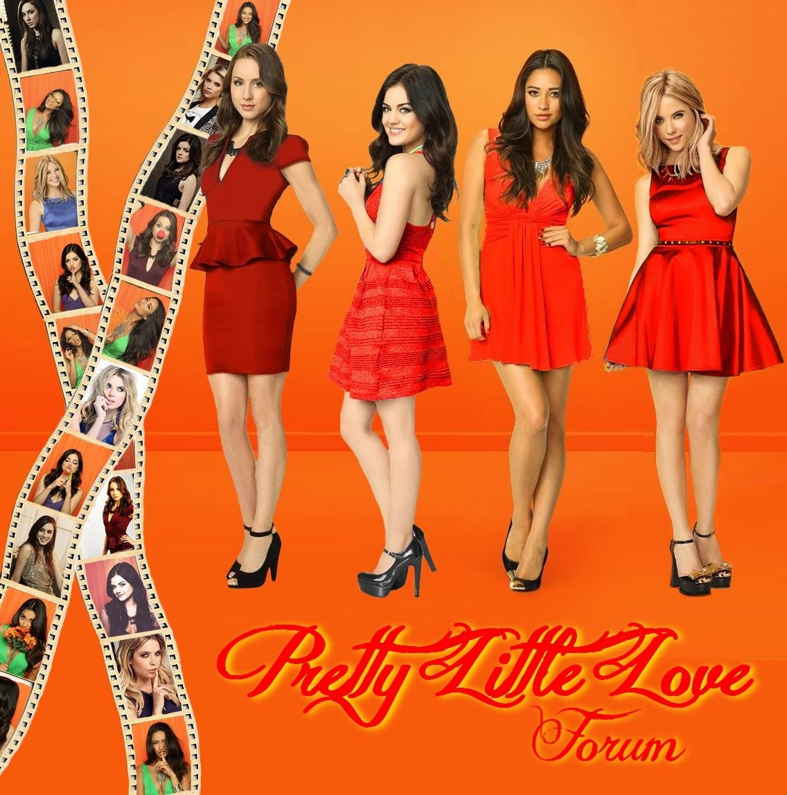 ► Le Forum sur la série Pretty Little Liars ◄ Don't they know that's what we want -A
