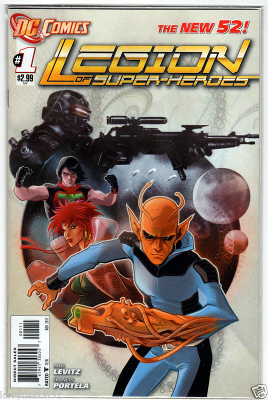 Any point to the Legion of Super Heroes anymore? Legion10