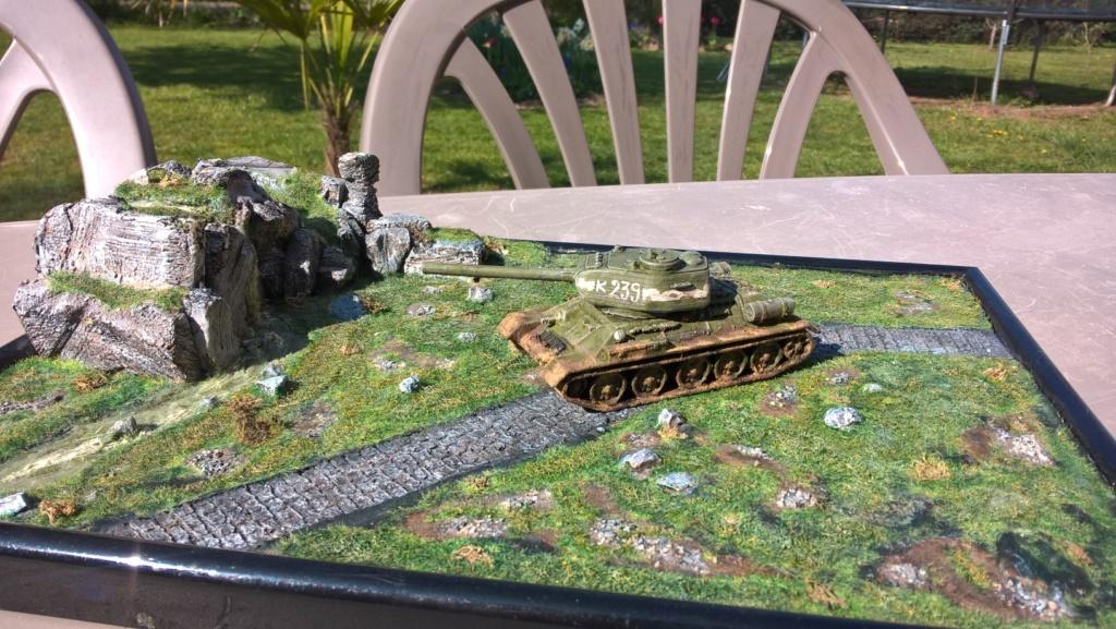 Vente de chars et engins blindés en 3D. Wp_20327