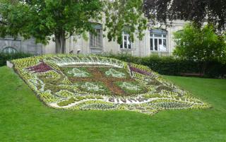 (63) Le jardin Lecoq - Clermont-Ferrand Lcq310