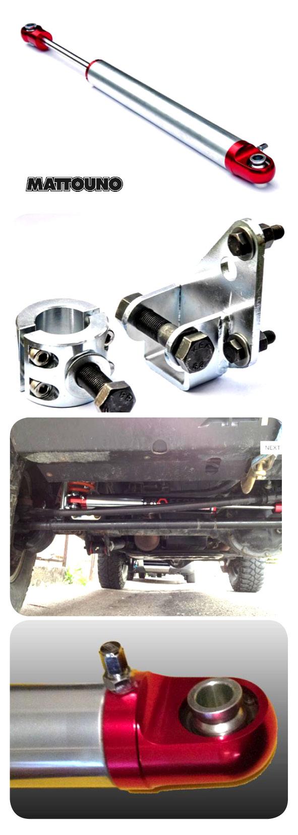 OFFERTA - Ammortizzatore di sterzo a gas  Impa10