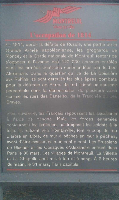 la redoute et ses alentours en 1870 1871 mais aussi en 1960 et au-delà 181410