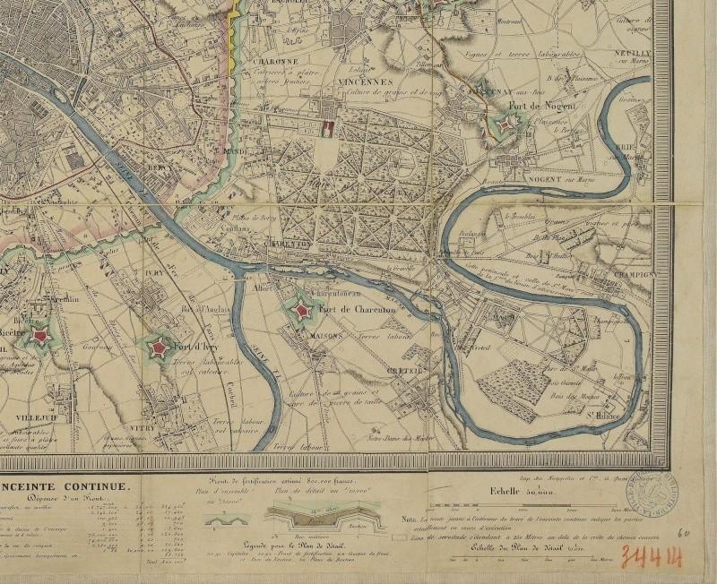 la redoute et ses alentours en 1870 1871 mais aussi en 1960 et au-delà Archiv10